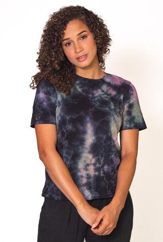 Raquel Allegra Boy Tee Nebula