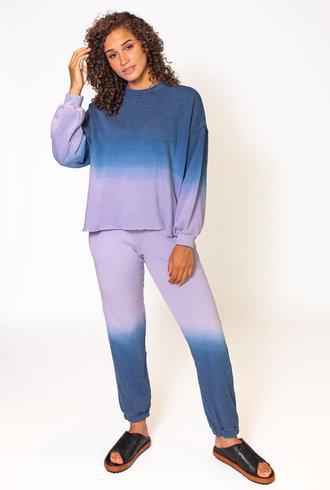 Xirena Davis Pant  Violet Blue