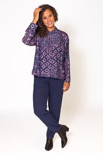 Xirena Kiran Shirt Ink