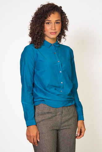 Pomandere Shirt with double button fastening