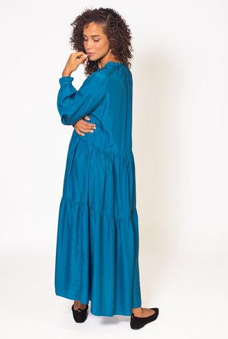 Pomandere Cobalt Dress
