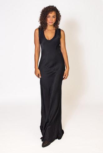 Raquel Allegra Kennedy Dress Black