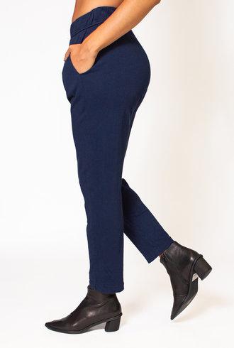 Raquel Allegra Easy Pant Navy