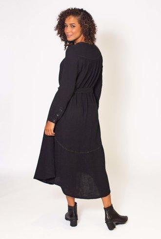 Xirena Harper Dress Black