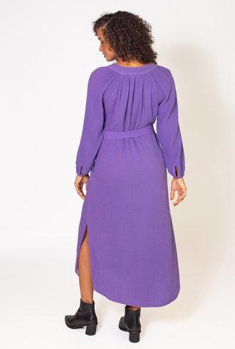Xirena Layne Dress Purple