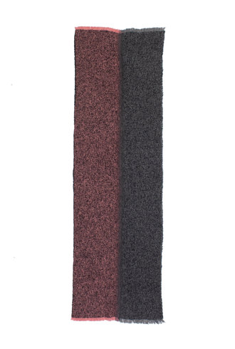 Destin Duospina Scarf Grey/Pink