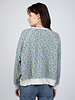 The Great The Slouch Floral Sweatshirt