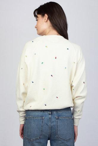 The Great The Sherpa College Sweatshirt