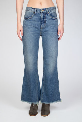 The Great The Kick Bell Jean/ Canopy Wash