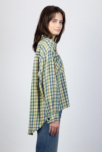 The Great Mountaineer Pullover Plaid