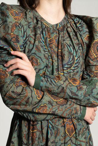 Ulla Johnson Anoush Dress Spruce