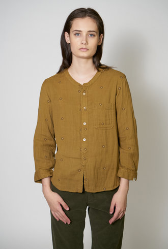 Bsbee Amish Shirt Asmara Mustard