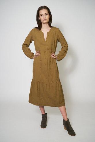 Bsbee Bargie Dress Mustard