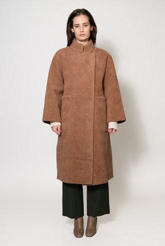 Apiece Apart Cloud Walk Coat Camel