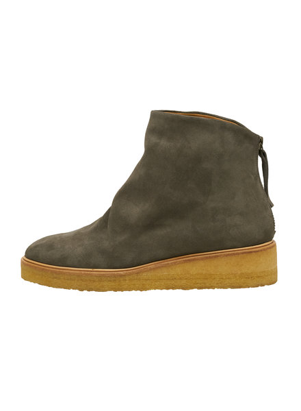 Coclico Evolo Anthracite  Suede Boot