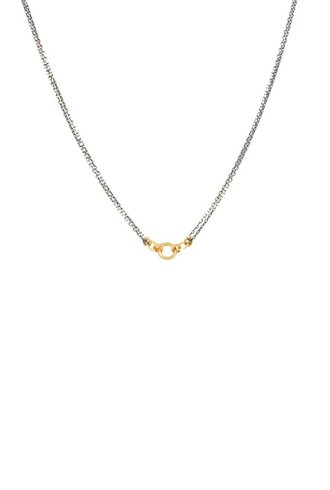 Dana Kellin Fine Gold Chain Ornament Necklace