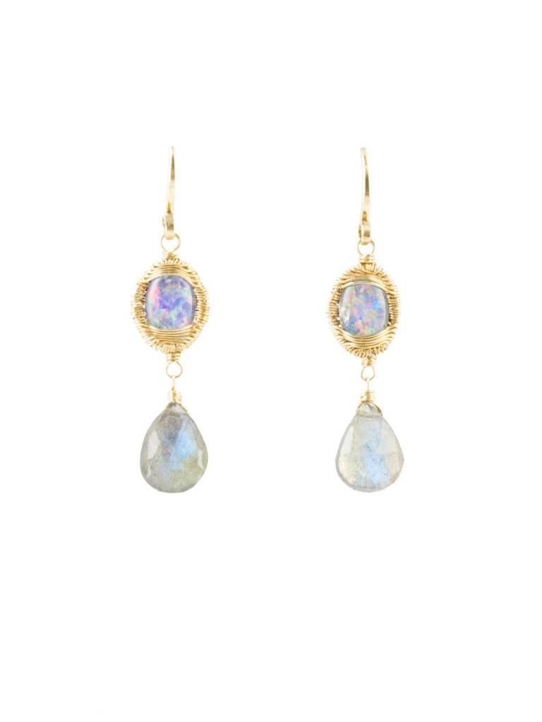c7173ea3272f8 Dana Kellin Drop Earrings - Best All Earring Photos Kamilmaciol.Com