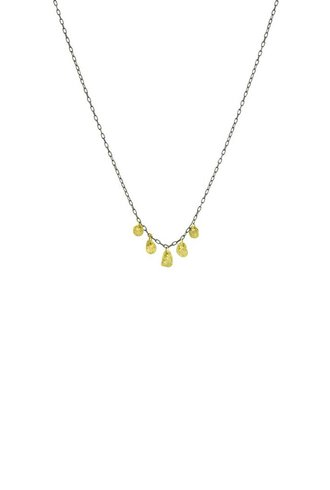 Sarah McGuire Two-Tone Waterline Necklace