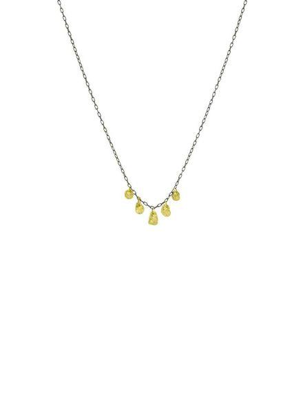Sarah McGuire Two-Tone Waterline Necklace