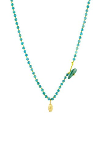 Renee Garvey Gem Apatite Necklace