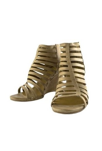 Coclico Joni Strappy Wedge Glow