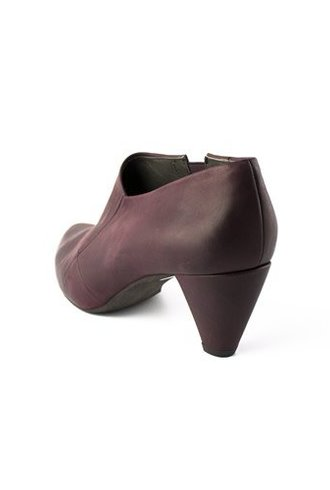 Coclico Solange Low Cut Bootie Oxblood
