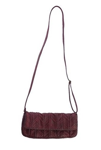 Majo Herringbone Crossbody