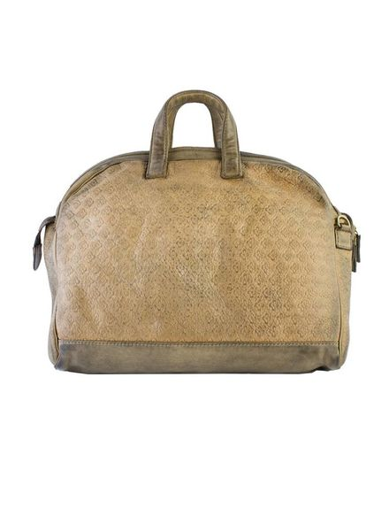 Majo Textured Leather Bag