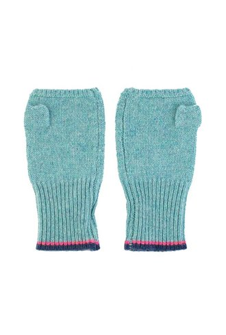 New Scotland Norwegian Handwarmers Blue & Pink