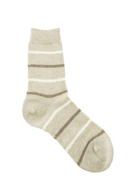 Pantherella Serena Socks Natural