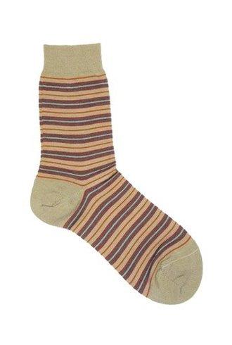 Pantherella Rosetta Socks Khaki