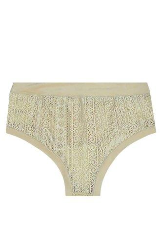 Xirena Dulcia Avalon Lace Panty Jasper