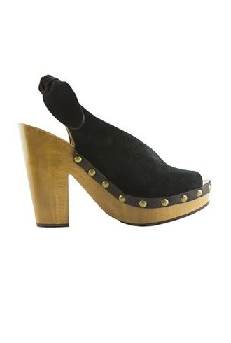 Ulla Johnson Mina Clog Noir
