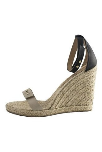 Ulla Johnson Yasmina Espadrille Wedge Bone