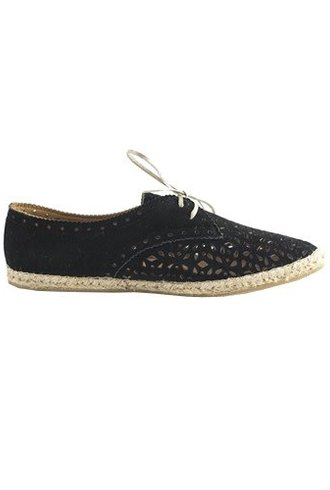 Ulla Johnson Iona Oxfords Raven