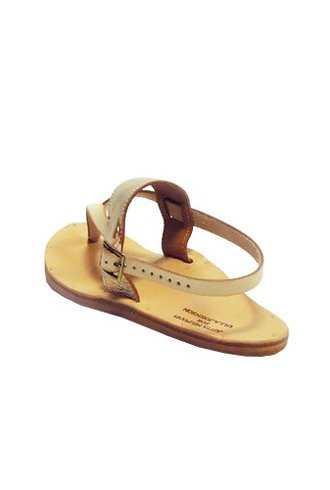 Ulla Johnson Athena Sandal Silver Rose
