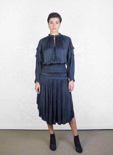 Ulla Johnson Elisabetta Dress Noir