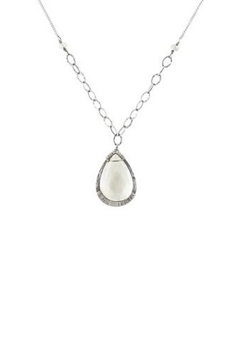 Dana Kellin Fashion Dirty Quartz Necklace