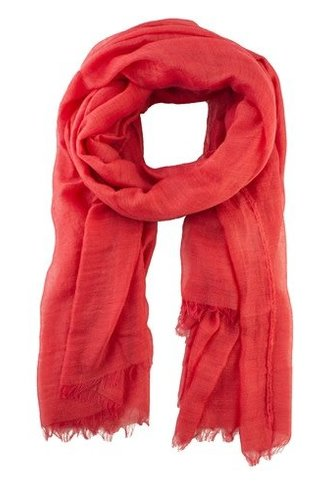 Destin Mey Mega Scarf Red