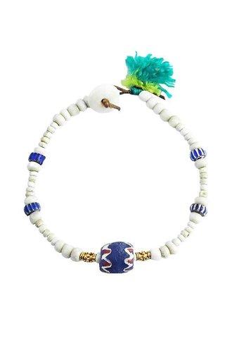 Renee Garvey African Trade Puka Bracelet