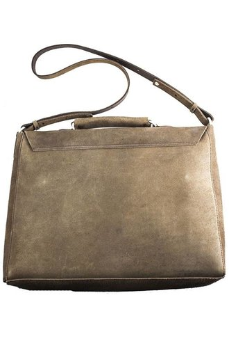 Orciani New Park Briefcase Satchel Unique
