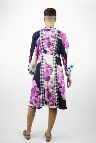 Warm Flower Dance Dress Multi
