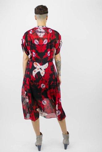 Warm Penelope Dress Red