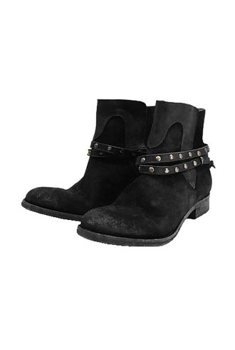 Jerome Wrap Bootie Black