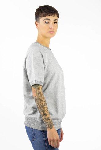 The Great The College Sweatshirt Heathergrey