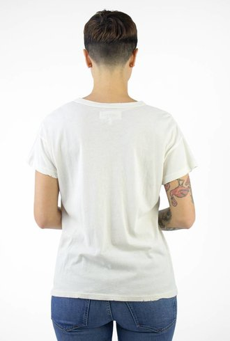 The Great The Palm Tee Washed White
