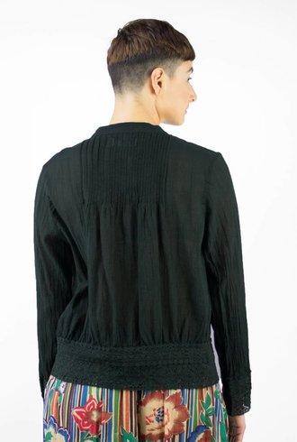 Local Irin Jacket Washed Black