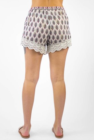 Local Palma Santa Fe Print Shorts