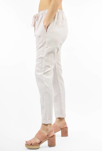 Ulla Johnson Vega Twill Pants Lavender