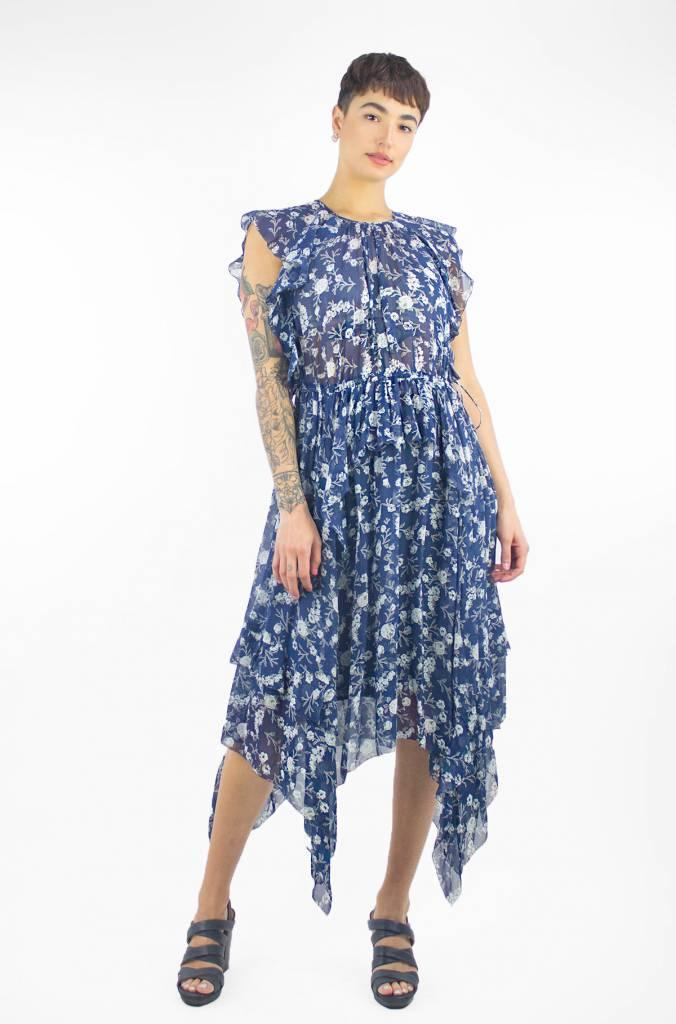 40b333133c Ulla Johnson - Caterina Dress Azure - Women s Clothing Boutique